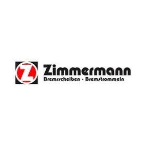 Remschijf voor S60 S80 V70 XC70 305 mm Zimmermann