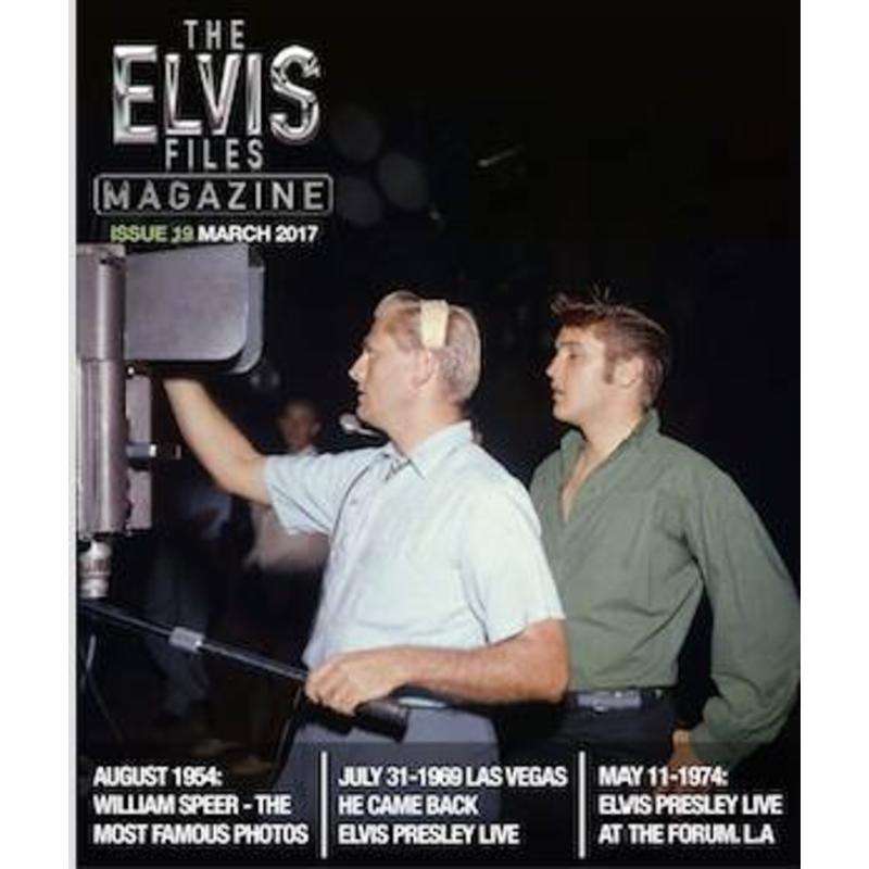 Elvis Files Magazine - Nr. 19