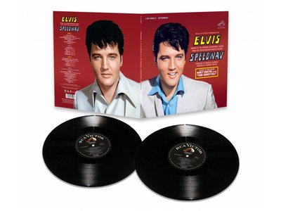 FTD Vinyl - Elvis : Speedway – The Remixed Soundtrack Masters