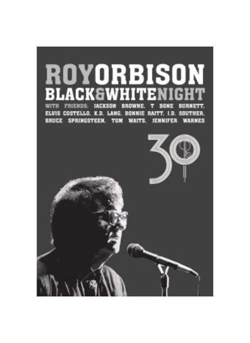 Roy Orbison - Black & White Night 30 - Blu Ray