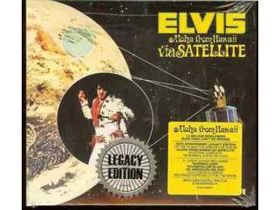 Elvis - Aloha from Hawaii - Legacy Edition