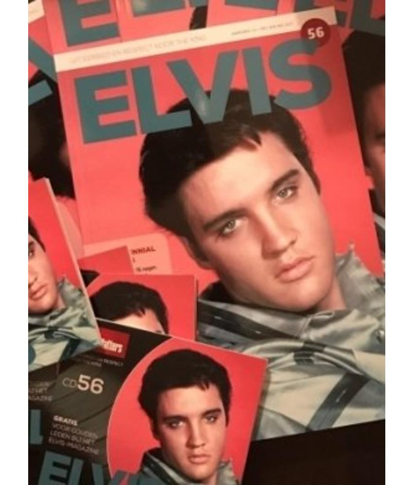 Magazine CD - ELVIS 56