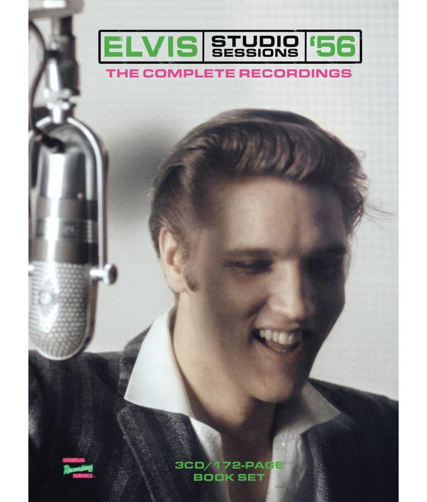MRS - Elvis Studio Sessions 56-3 CD