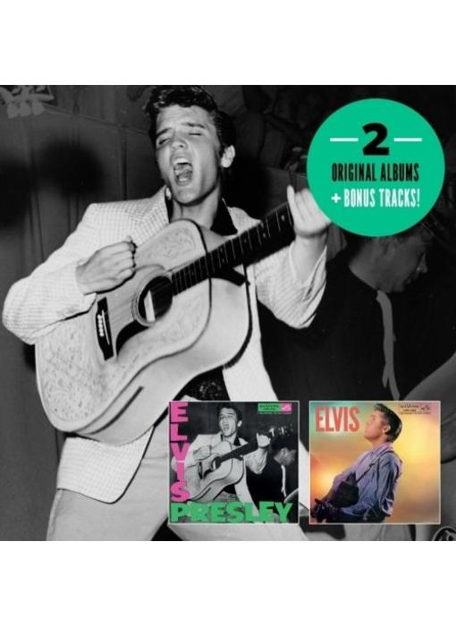 Elvis Presley - Elvis - 2 Original Album - CD Set