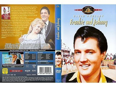 DVD - Frankie And Johnny