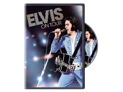 DVD - Elvis On Tour