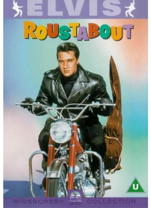DVD - Roustabout
