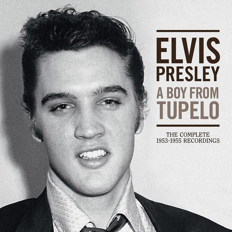 Elvis Presley - A Boy From Tupelo - 3 CD-Set Budget Release