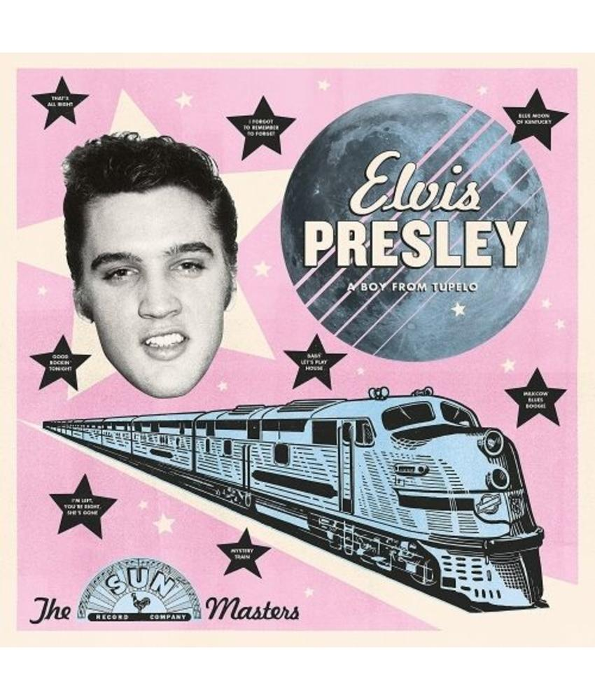 Elvis Presley, A Boy From Tupelo - The Sun Masters On Vinyl LP