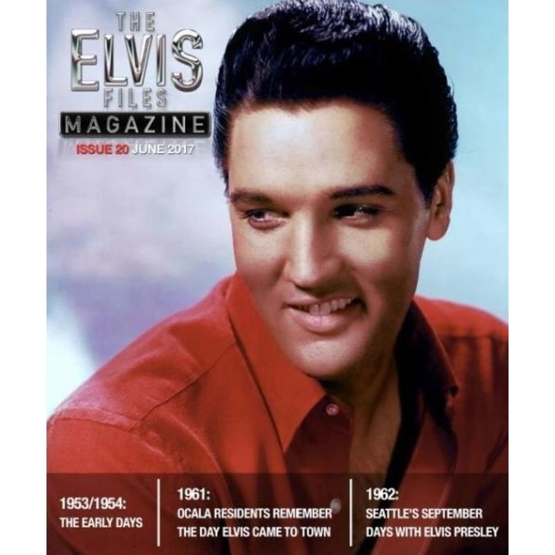 Elvis Files Magazine - Nr. 20