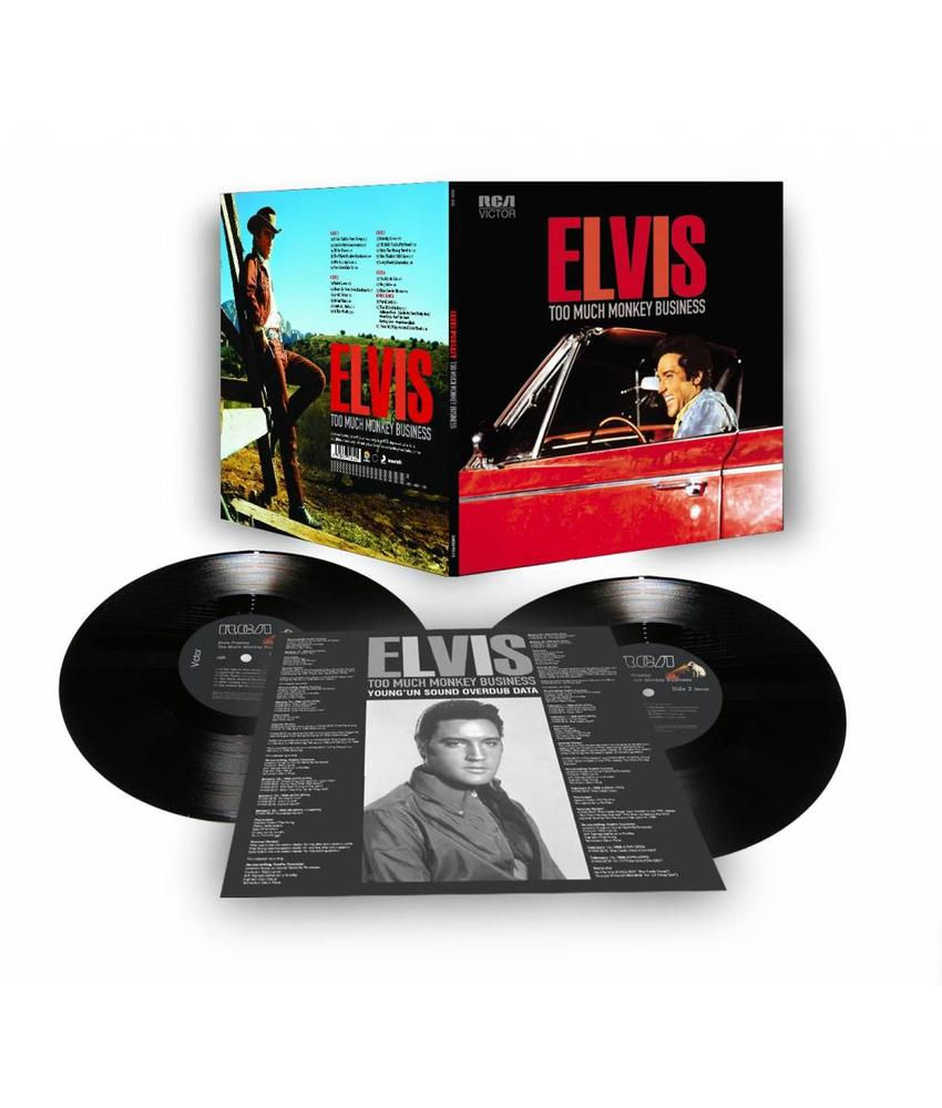 FTD Vinyl - Elvis : Too Much Monkey Business