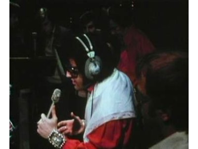 DVD - Elvis On Tour