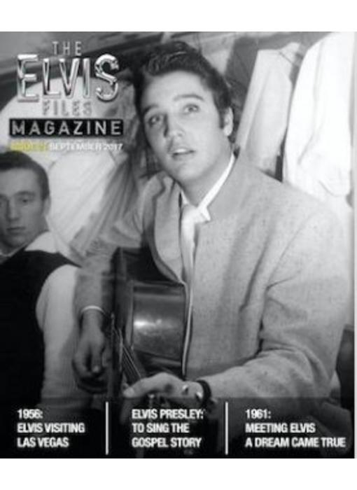 Elvis Files Magazine - No. 21