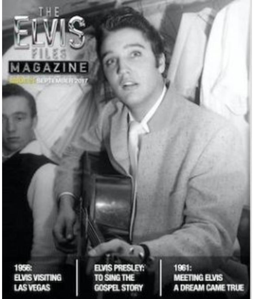 Elvis Files Magazine - Nr. 21