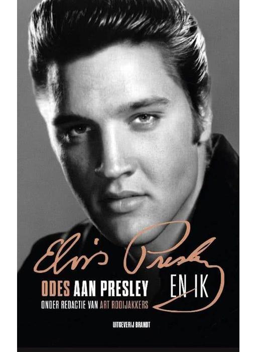 Elvis en Ik - Art Rooijakkers
