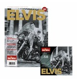 Magazine With CD - ELVIS 58