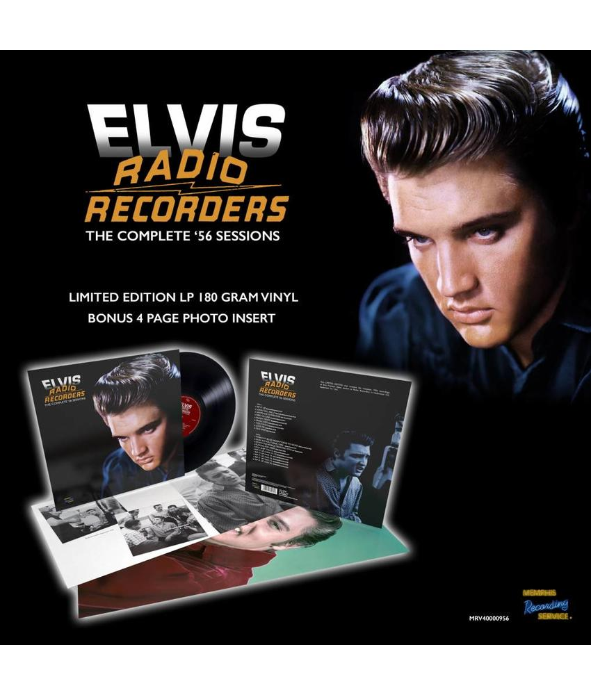 MRS - Radio Recorders – The Complete '56 Sessions Of Elvis On Vinyl