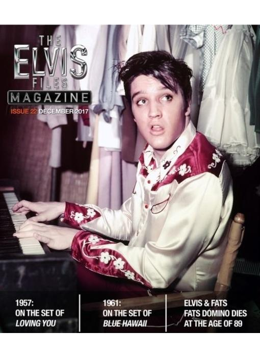 Elvis Files Magazine - Nr. 22