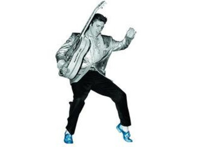 Window Waggler - Elvis Gold Jacket