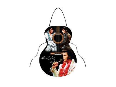 Keukenschort Elvis The Entertainer