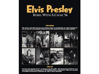 Rebel With A Cause '56 - FTD Boek