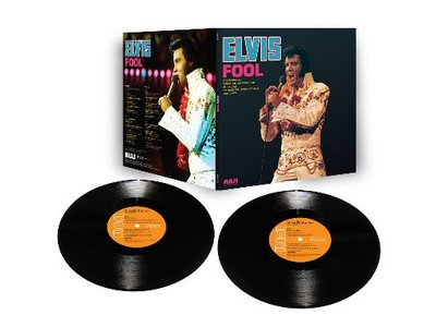 FTD Vinyl - Elvis: The Fool Album