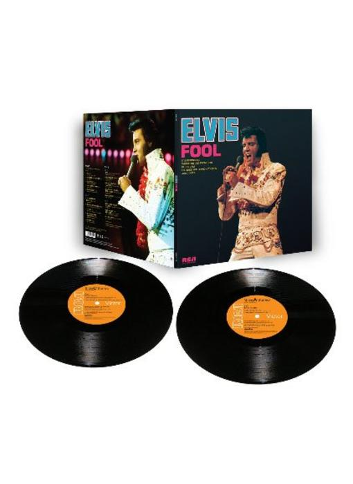 FTD Vinyl - Elvis : The Fool Album