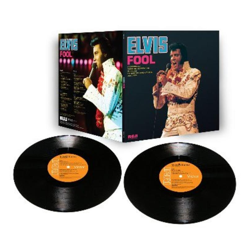 FTD Vinyl - Elvis : The Fool Album