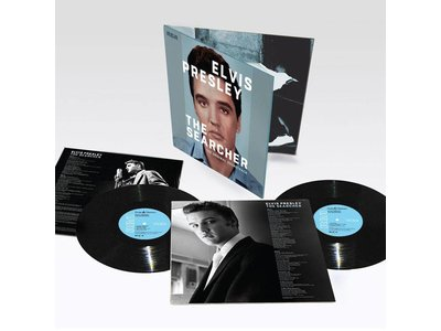 Elvis Presley , The Searcher - The original Soundtrack - 2 LP Vinyl Set