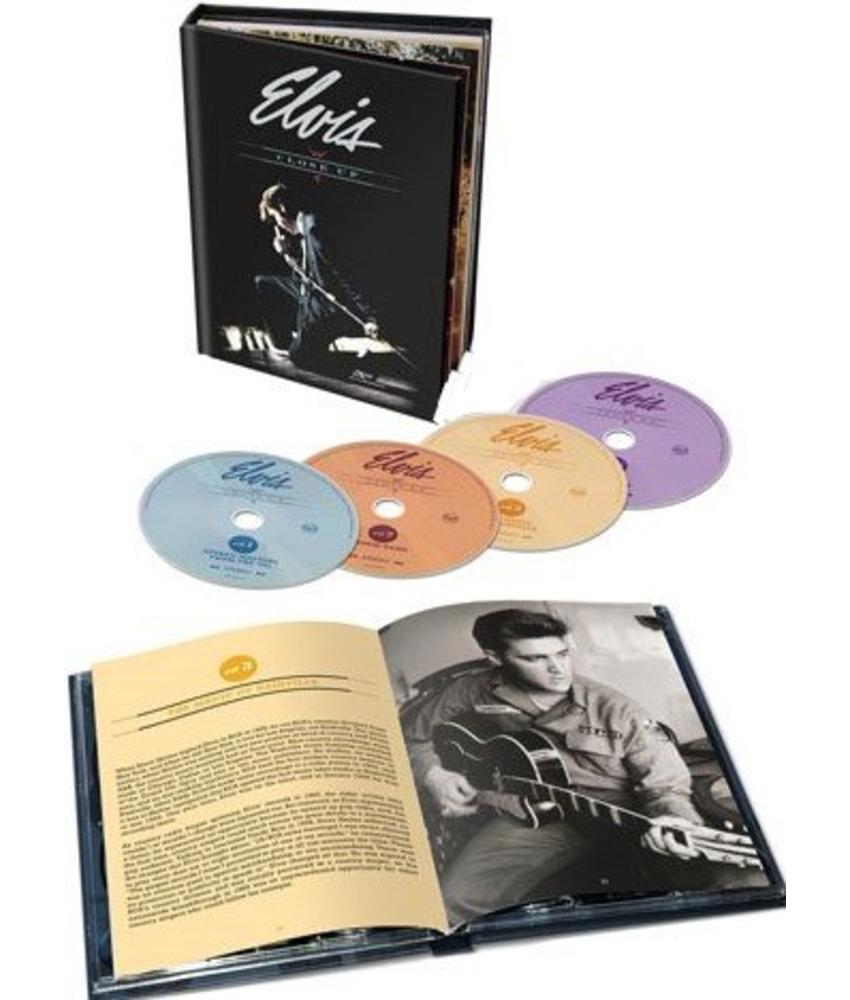 Close Up , Elvis - (4CD Budget Box)