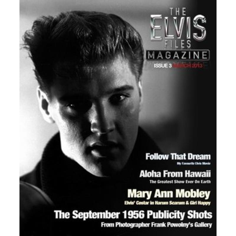 Elvis Files Magazine - Nr. 03