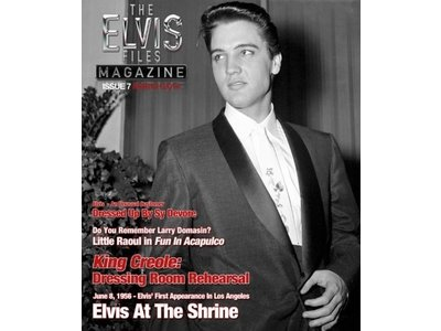 Elvis Files Magazine - Nr. 07