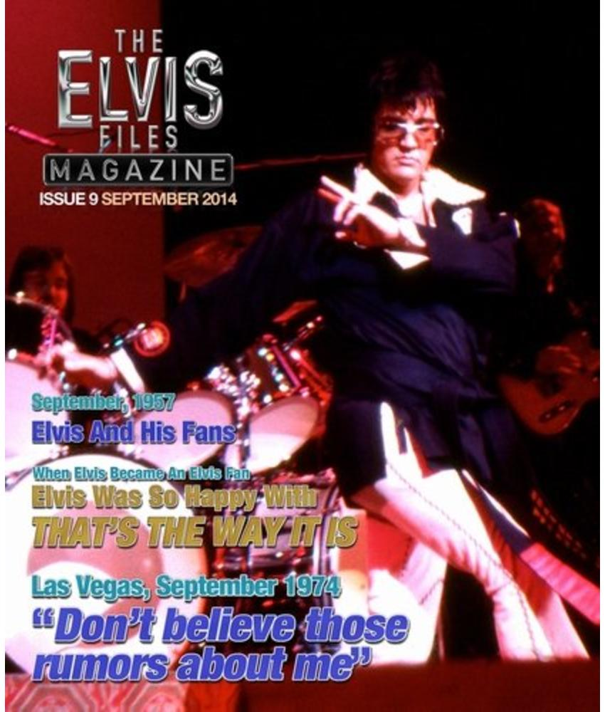 Elvis Files Magazine - Nr. 09