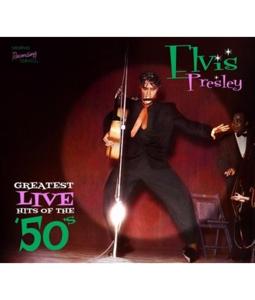 MRS - Elvis - Greatest Live Hits of the 50s
