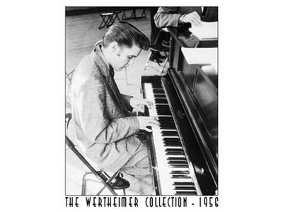 Metalen Bord - Wertheimer - Piano