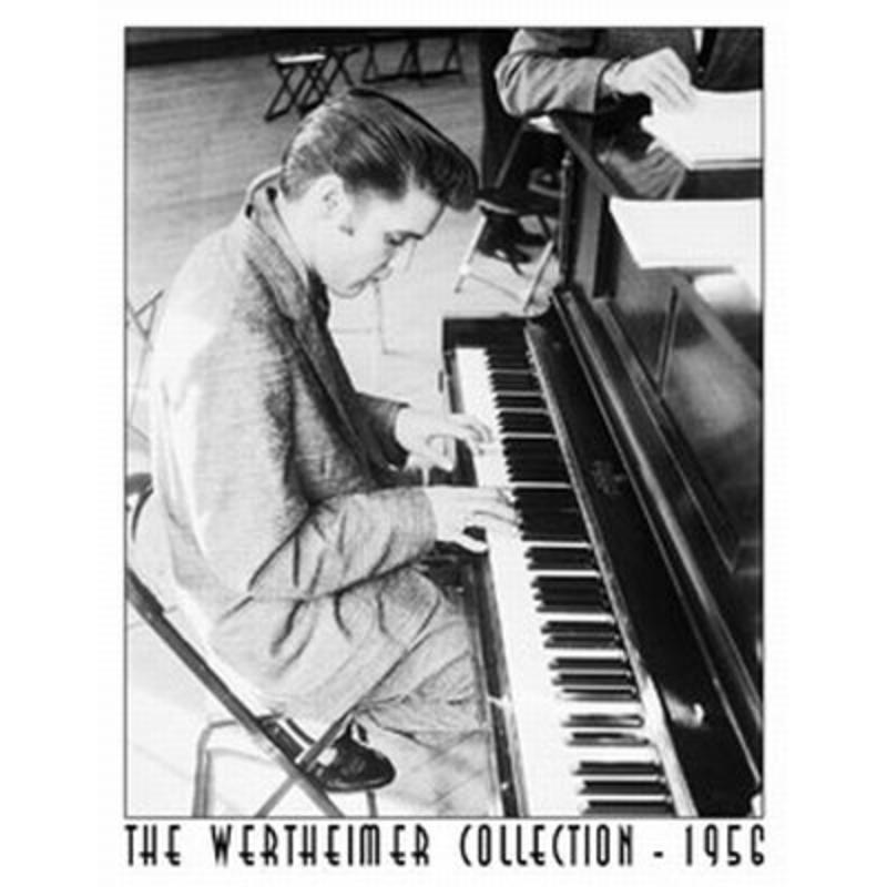 Metal Board - Wertheimer - Piano