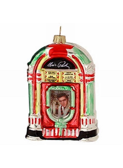 Ornament T6 - Jukebox