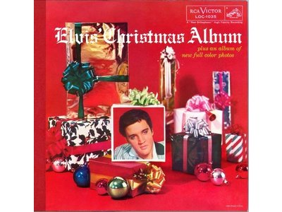 FTD - Elvis Christmas Album