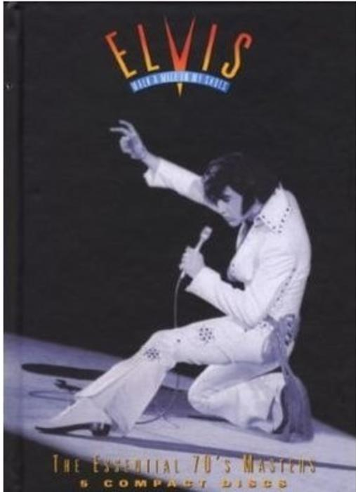 70's Masters: Walk A Mile In My Shoes - 5 CD Set