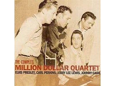 Complete Million Dollar Quartet, The