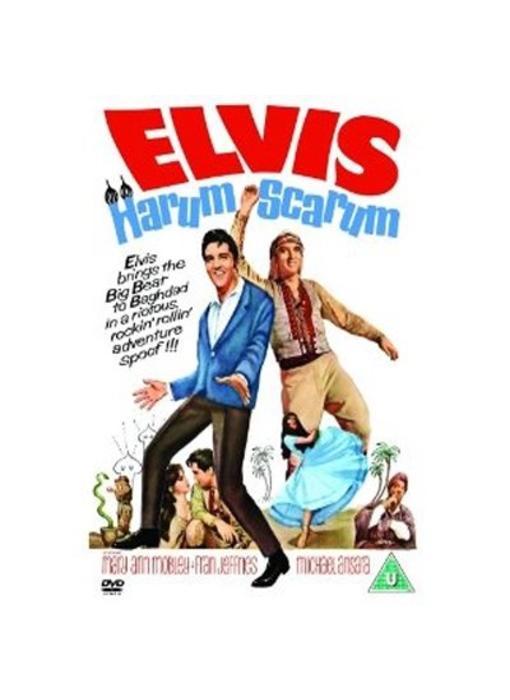 DVD - Elvis - Harum Scarum