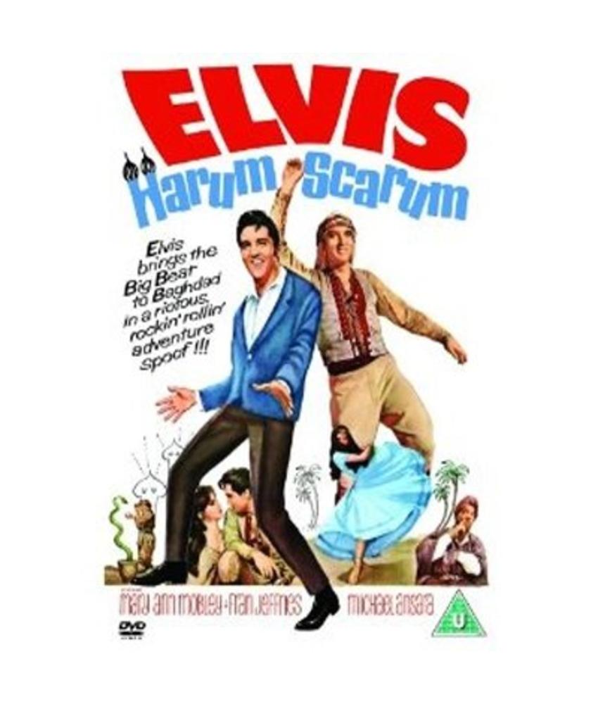 DVD - Elvis - Harum Scarum