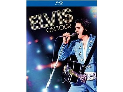 Blu-Ray - Elvis On Tour