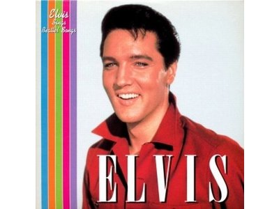 Elvis Sings Beatles' Songs
