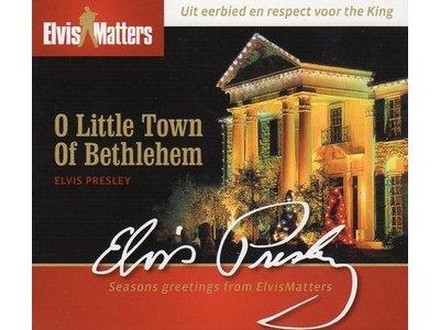 EM - Xmas - O Little Town of Bethlehem