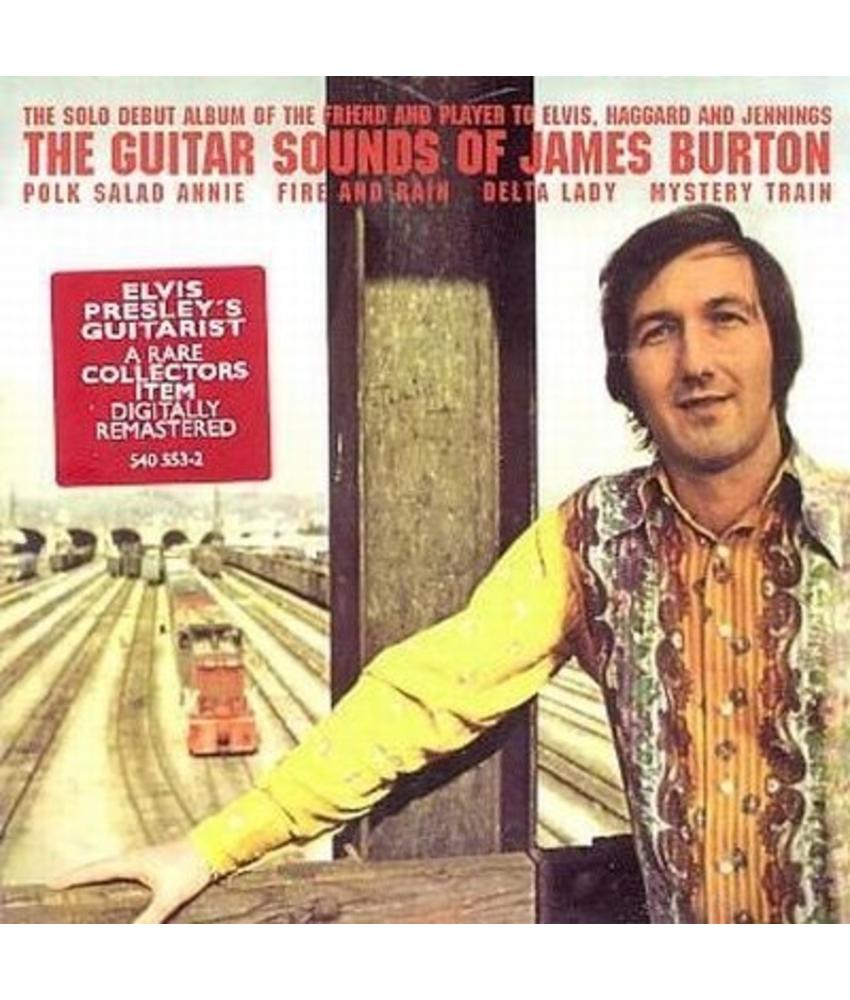 James Burton - Guitar Sounds Of James Burton, The