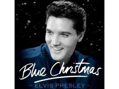 CD - Blue Christmas