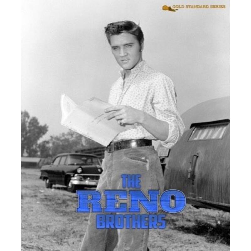 The Reno Brothers - Elvis In The Ultimate Love Me Tender Book