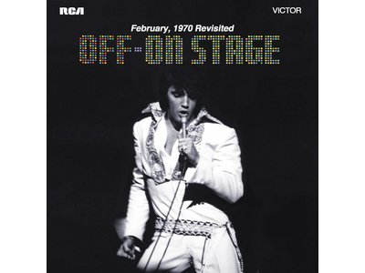 FTD - Elvis : Off - On Stage - ShopElvisMatters