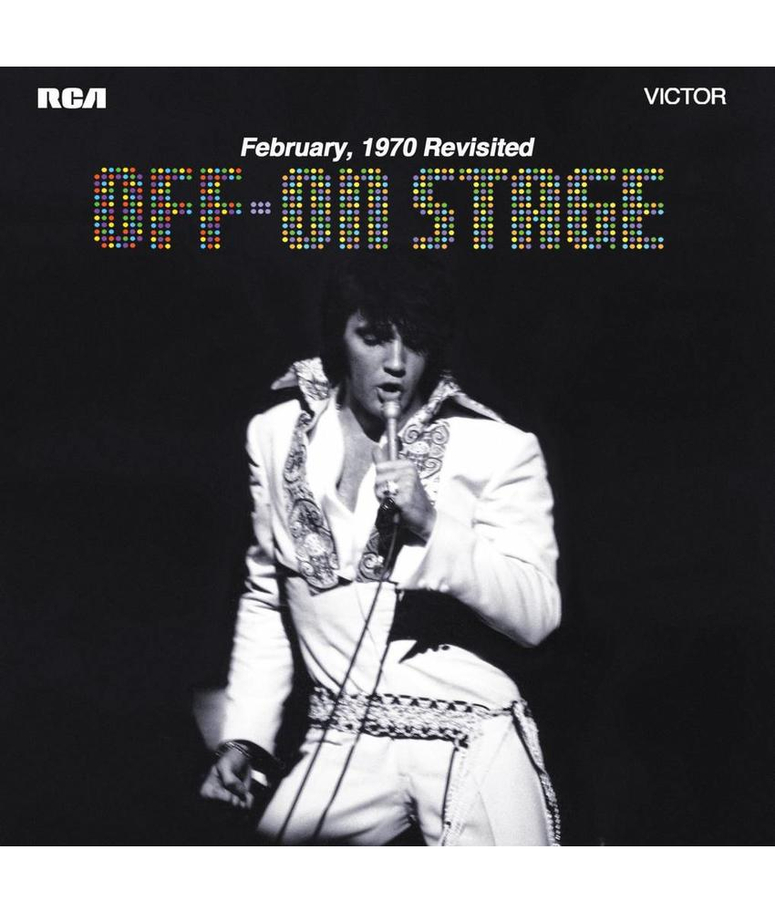 FTD - Elvis : Off - On Stage